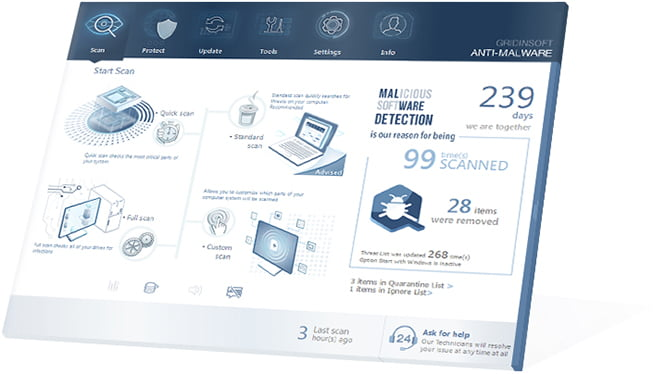 Download Gridinsoft Anti-Malware